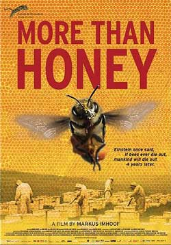 More Than Honey plays at the Patricia Theatre on Saturday, February 10:30am. $8/$6 students/seniors.